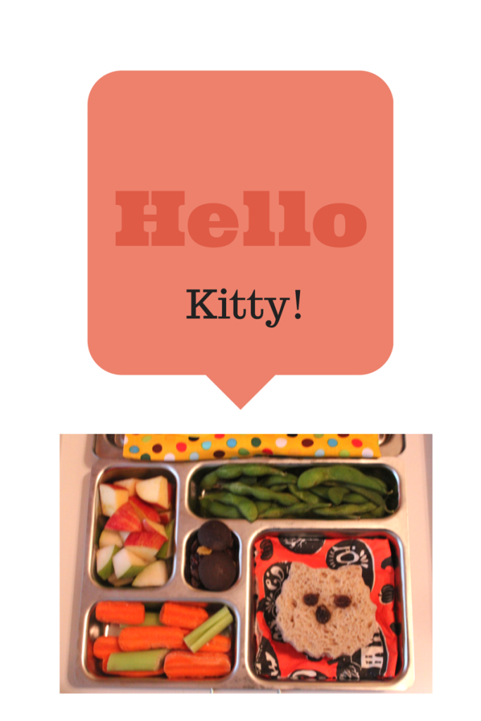 Kitty Bento Lunch